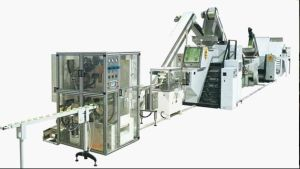 Toilet Soap Finishing Production Line Laundry Soap Machine pictures & photos