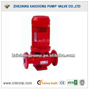 Vertical Pipeline Fire Fighting Pump