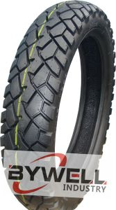 High Standard Quality Motorcycle Tyres Tubless Type (110/90-16) pictures & photos