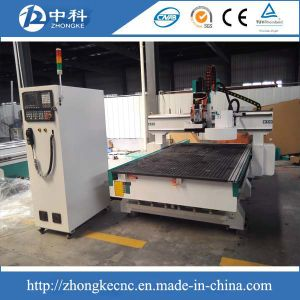 Changing Cutters Automatically CNC Router pictures & photos