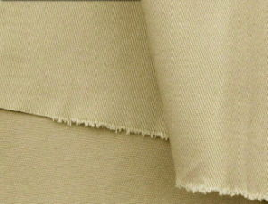 CVC 240GSM Polyeter Cotton Twill Workwear Fabric pictures & photos