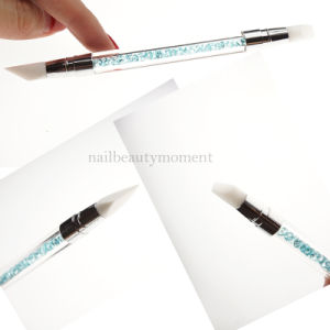 Nail Art Gel Brush Rubber Carving Pen Beauty Kit (B046) pictures & photos