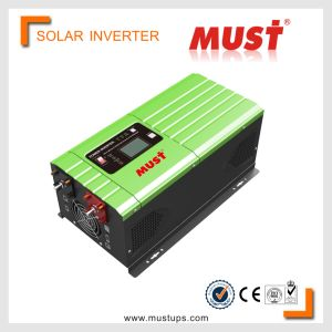 Solar Panel Inverter Ep3000 PRO Series for 1kw-6kw with 50A PWM Solar Charge Controller pictures & photos