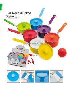 Alloy Aluminium Coated Non-Stick Soup Milk Pot Cookware Sets SX-YT-A024 pictures & photos