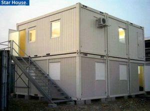 2014 Container House for Prefab Dormitory Made in China pictures & photos