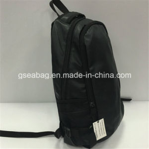 Laptop Notebook Outdoor Camping Faction Fashion Business PU Backpack Sport Travel Casual School Kid Promotional Bag (#20006) pictures & photos