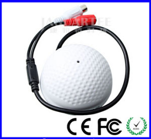 Mini High Sensitive Power Cable Audio Microphone Mic Micro for CCTV Security Camera