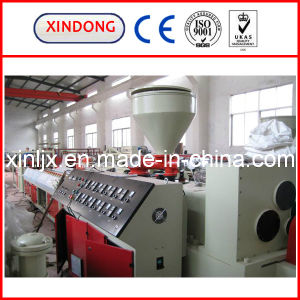 PVC Electric Trunking Machinery, Conduit Pipe Making Machine pictures & photos