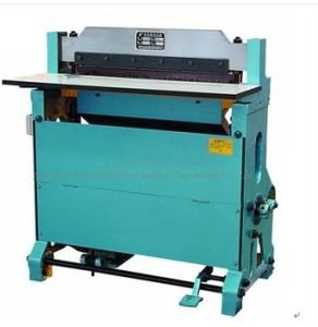 Hs600A Paper Punching Machine/Hole Punching Machine pictures & photos