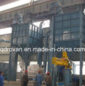 Resin Sand Production Line for Foundry Casting Line