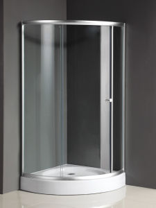 6mm Tempered Glass Sliding Shower Doors (SD-017) pictures & photos