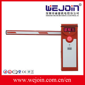 Straight Boom Car Parking Barrier Gates pictures & photos