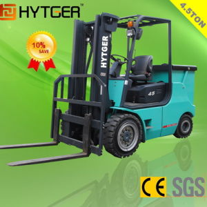 4.5ton Battery Electric Forklift with Paper Clamps (FE45) pictures & photos