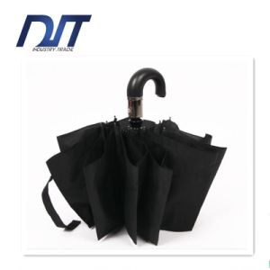 Full Automatic 10 Bone Hook Handle Umbrella Hot Sell pictures & photos