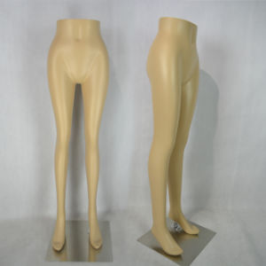 Fiberglass Female Pants Manikin for Window Display pictures & photos