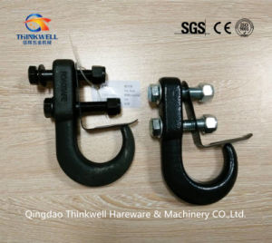 Black Painted Receiver Mount/ Tow Hook pictures & photos