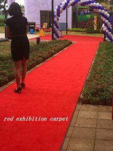 Film Coated Exhibition Carpet pictures & photos