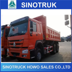 Sinotruk 6X4 Dump Tipper Truck for Sale pictures & photos