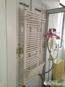 Steel Tube Towel Radiator (Circular tube) Bathroom Radiator /Toilet Radiator pictures & photos