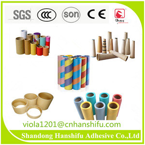 Non-Toxic High Performance Glue Paper Tube pictures & photos