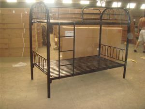 Worker Dormitory Use Metal Bunk Beds pictures & photos