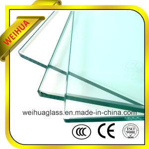 4mm-19mm Clear/Stained Large Glass Sheets Price with CE/CCC/ISO9001 pictures & photos