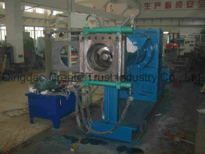 2017 High Performance Two Head Rubber Strainer Machine/Rubber Straining Machine pictures & photos