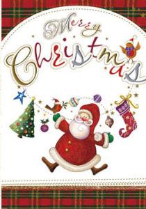 New Design Christmas Greeting Cards (CB20-003)