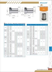 High Quality Release Bearings for Plastic Mould pictures & photos