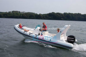 Liya 22fts Rigid Hull Inflatable Boat Fast Pleasure Boat Rib Boat pictures & photos
