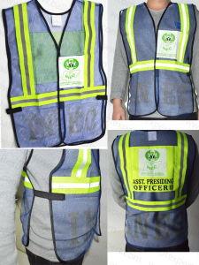 Reflective Police Vest (JYL-SV012)