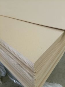 Plain Medium-Density Fibreboard/MDF pictures & photos
