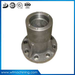 OEM Aluminum Metal Cast Sand Iron Casting for Industry Equipment pictures & photos