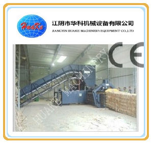 Full Automatic Waste Paper Baler (HPA) pictures & photos