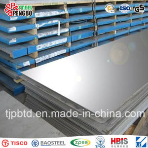 3Cr13 Stainless Steel Sheet/Plate Factory with Ce pictures & photos