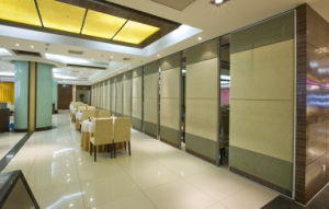 Acoustic Operable Wall Partition for Multi-Purpose Hall, Hotel, Conference Hall pictures & photos