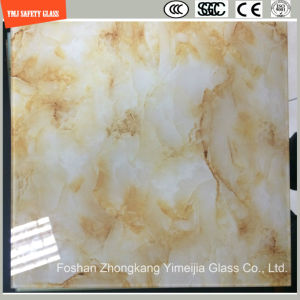 4-6mm Tempered Glass Marble for Wall and Floor pictures & photos
