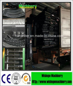 Rubber Track for World, Iseki, Kubota, Chery Combine pictures & photos