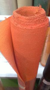 Orange Fiberglass Fire Blanket