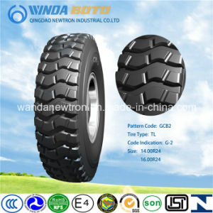 OTR Tire, off-The-Road Tire, Radial Tire Gcb2 14.00r24 16.00r24 pictures & photos