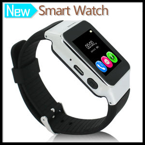 Touch Screen Wrist Watch Phone with Bluetooth Pedometer FM GPS pictures & photos