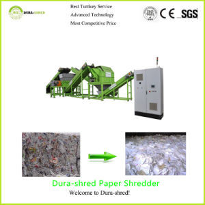 Dura-Shred CE Standard Plastic Recycling Machine (TSD1651) pictures & photos