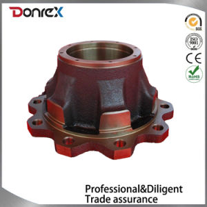 Sand casting sand cast truck car wheel hub pictures & photos