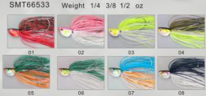 Bass Fishing PRO Top Grade Designed and Painted Spinner Bait 66533 Fishing Lure pictures & photos