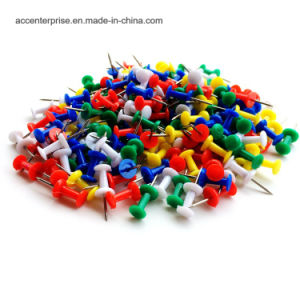 Colourful High Quality Plastic Push Pin, Map Pins pictures & photos