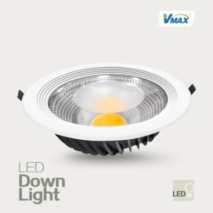 TUV Ce UL SAA RoHS and 2years Warranty 8 Inch 30W COB Down Light pictures & photos