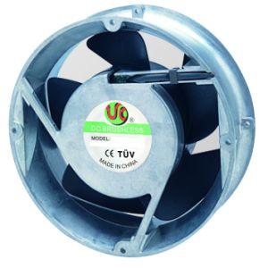 200X200X70mm Aluminum Housing Plastic Impeller DC20070 Cooling Fan