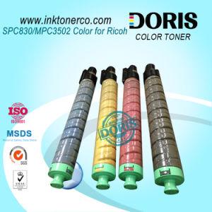 Spc830 Spc831 Mpc3502 Copier Toner for Ricoh Color Machine pictures & photos