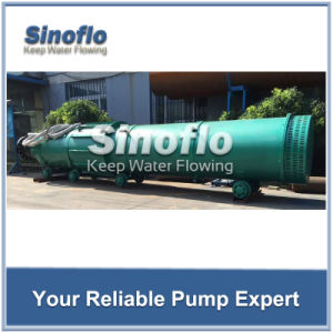 high Flow High Lift Submersible Sewage Dewatering Pumps for Mine pictures & photos