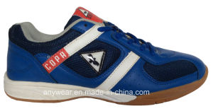 Men Football Shoes Indoor Soccer Shoes (815-9763) pictures & photos